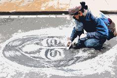 arte- centro de Bogotá