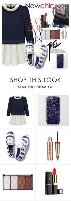 """""""#newchic"""" by sanidaskrebo ❤ liked on Polyvore featuring Keds, chic, New and newchic"""