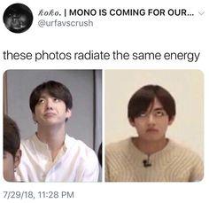 A Jimin one alsooooo Bts Memes, Vkook Memes, Bts Meme Faces, Bts Jungkook, Taehyung, K Pop, Bts Tweet, About Bts, Bts Group