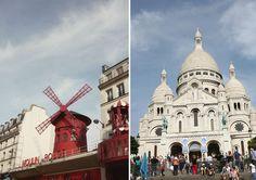 A European Honeymoon: Paris