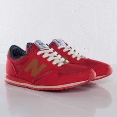New Balance - U420 - U420HSR - Sneakersnstuff, sneakers & streetwear på nätet sen 1999