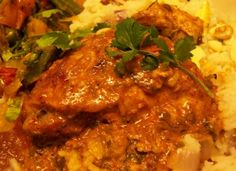 Madhur Jaffrey's butter chicken recipe Makkhani Murghi