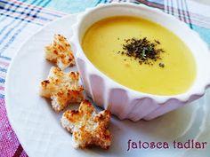 kremalı sebze çorbası, krema, sebze, çorba, kremalı çorba nasıl yapılır, değişik çorba tarifi