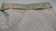 Kroužek šití: Fotonávod na pytlík
