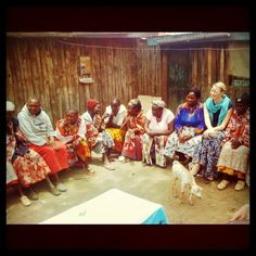 If you want to impact a whole village, talk to the women! E.D. of Mama Hope puts people first.