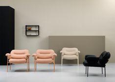 O designer norueguês Andreas Engesvik deu um toque especial à coleção de móveis que apresentou com a marca Fogia na feira de design de Estocolmo deste ano: colocou as poltronas ver mais