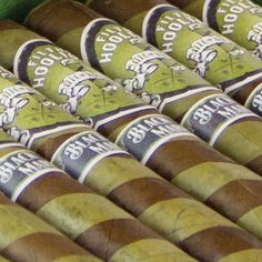 Filthy Hooligans  arrived and they're making quite a ruckus in the humidor! Released  around St. Patrick's Day since Alec Bradley first introduced them in 2013, the 2017 Black Market Filthy Hooligan cigars are wrapped in barber-pole fashion with the traditional mild candela leaf mixing it up with a dark, rich Nicaraguan Jalapa leaf over a three-nation filler and binder core ~ These medium-bodied, full-flavored cigars are limited and available in the shop only, so stop by or give us a call…
