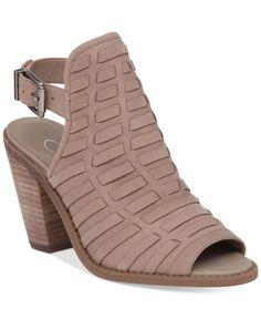 ff26901c4b1 Jessica Simpson Celinna Peep-Toe Booties Jessica Simpson Boots