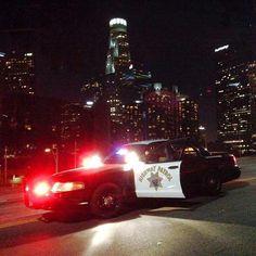 "Dragon koi — ""California Highway Patrol. #ThinBlueLine #Police..."
