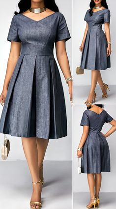 Elegant Dresses Classy, Classy Dress, Stylish Dresses, Modest Dresses, Pretty Dresses, Casual Dresses, Beautiful Dresses, Sexy Dresses, Formal Dresses