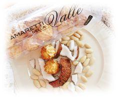 Amaretti della Valle al cocco!    #AmarettidellaValle #FabbricadiBontà #Amaretti #cocco #biscotti #Coconut #Biscuit #Cookie