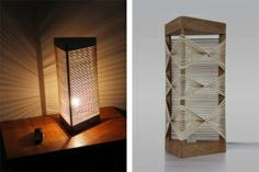 The delta lamp