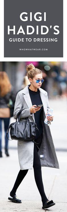 Get Gigi Hadid's California girl style