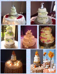 Weddig Cakes by Catrina