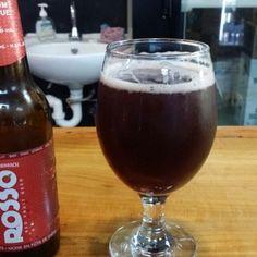 Cerveja Rodenbach Rosso, estilo Fruit Beer, produzida por Palm, Bélgica. 4% ABV de álcool.