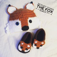 What does the fox say? I've been busy today working on some orders for baby shower gifts!! Still have a lovey and stuffie to make. #crochet #crocheter #crocheted #crocheting #crochetofinstagram #crochetersofinstagram #crochetgeek #crochetaddict #crochetholic #crochetlove #instacrochet #crochetedwithlove #etsy #etsystore #etsyseller #etsycrochet #givehandmade #handmade #yarn #yarnlover #smallbusiness #makersgonnamake #crochetfox #crochetfoxhat #fox #whatdoesthefoxsay by…