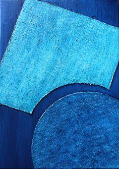 """Bluesy Case (Who Man)"" Mixed média on canvas Mixed Media Canvas, Artist, Artists"