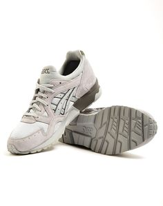 Asics Gel-Lyte V Trainer Grey with neoprene tongue design, gel Lyte  cushioning and c00e57746a
