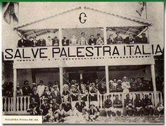 1919 (?) - Uma foto antiga do Palestra Itália.