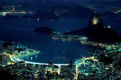 Guanabara Bay, Rio de Janeiro, Brazil - ©miguel valle de figueiredo