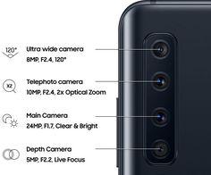سعر و مواصفات هاتف سامسونغ غلاكسي #Samsung #GalaxyA9 Samsung A9, Galaxy Phone, Samsung Galaxy