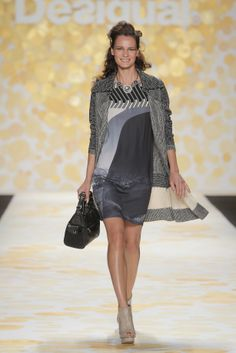 Desigual Fall 2014-15 Collection