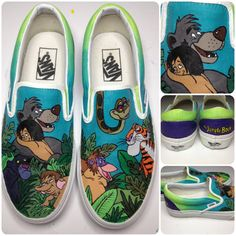 Hey, I found this really awesome Etsy listing at https://www.etsy.com/listing/130392376/jungle-book-shoes