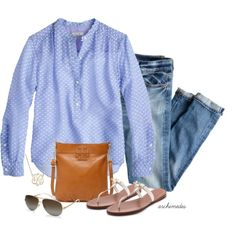 """""""Think Spring"""" by archimedes16 on Polyvore"""