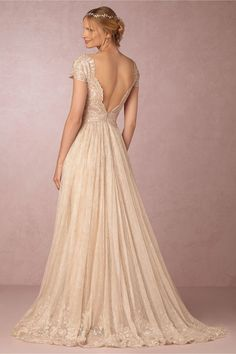 @lovemarleyoffic Kensington Gown exclusive for @BHLDN
