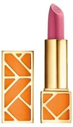Tory Burch lipstick and more... Beauty products everyone loves right now on Pinterest