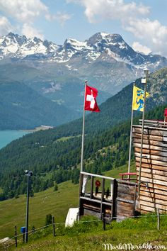 Badrutt's Palace: St. Moritz, Switzerland | FamilyFreshCooking.com | © MarlaMeridith.com