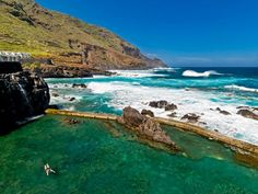Piscinas naturales, Canary Islands