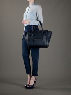 Celine classic leather bag = PERFECT
