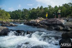 Once you're here, you'll never want to leave! #VisitArkansas