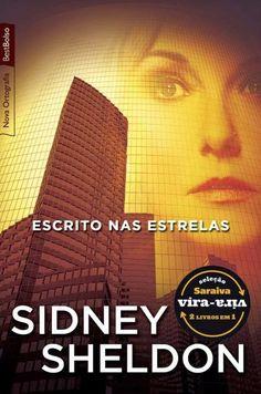 Escrito nas Estrelas Sidney Sheldon, 1, Books, Movies, Movie Posters, Recommended Books, Best Books, Books To Read, Wish