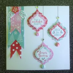 Craftwork Cards: all Wrapped Up By Lisa Shaw