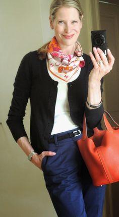 MaiTai's Picture Book: New capsule wardrobe pieces - Ines de la Fressange collection