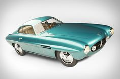 One of only 15 examples built, this 1953 FIAT 8V Supersonic is exceedingly rare - and exceedingly gorgeous. The coachwork was designed by Giovanni Savonuzzi at Ghia, and sits atop the chassis of an Otto Vu. Under the hood lies...