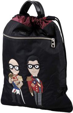 223d1617d $750, DOLCE & GABBANA, Backpacks & Fanny packs. Textile Fibers #bags  #backpacks #dolcegabbana #style #textiles #shopstyle #dolceandgabbana  #affiliate # ...