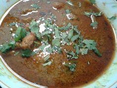 Khandeshi Chicken Curry / Kala Masala Chicken | NamakShamak.com