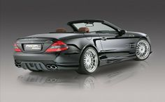 """Mercedes Benz SL 2009 R230 """"Avalange"""" by PIECHA DESIGN Germany (Picture Gallery)"""