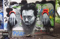 BSF12 : Brad DOWNEY by MTO (Graffiti Street art), via Flickr