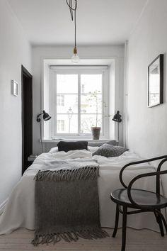 Source: https://de.pinterest.com/pin/569072102898099474/ grey white blackbedroom