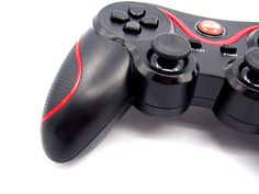 e5793c65cb2ae3 eimolife® Real HD 3d Experience Bluetooth Gamepad Rocker Rocking Bar  Wireless Mouse Game Controller Control APP Handles for Android Smart Phone  Windows TV ...