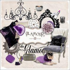 SUPER FREEBIES Blog: Freebies Glamour kit