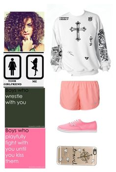 Untitled #192 by sshedenah on Polyvore featuring polyvore, fashion, style, Justin Bieber, NIKE, Vans and Casetify