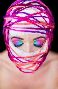 Foto: Hetizia Make-up: Nadja Tschinder Klagenfurt, Make Up, Fictional Characters, Art, Makeup, Kunst, Bronzer Makeup, Fantasy Characters, Art Education