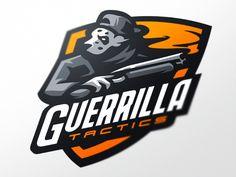Guerrilla by Denis Davydov #Design Popular #Dribbble #shots