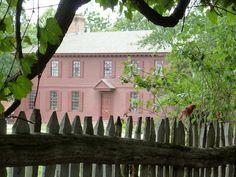 Randolph Peyton House, Colonial Williamsburg !