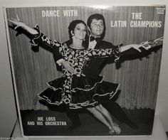 Joe Loss His Orchestra Dance with The Latin Champions LP on Telemark s 6397 | eBay
